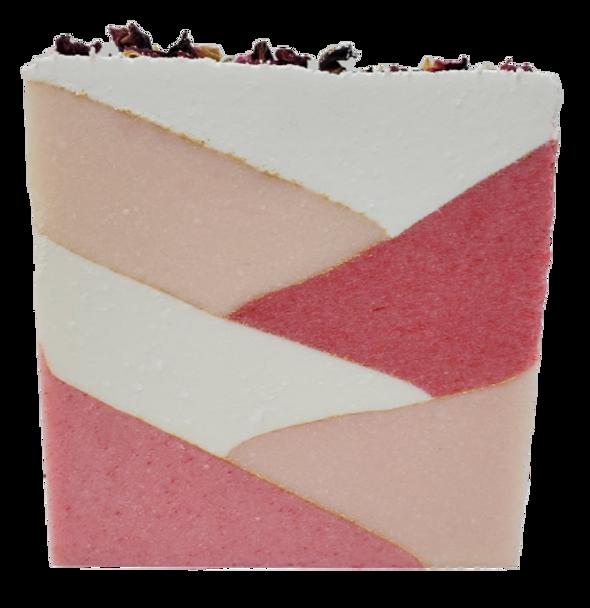 FRESH CUT ROSES artisan blend soap bar 6 oz