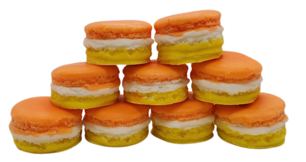 CANDY CORN 9-pack MACARON soy wax melts