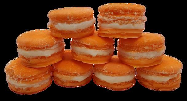 PUMPKIN CHAI 9-pack MACARON soy wax melts
