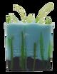 FRESH CUT GRASS handmade artisan blend soap bar 7 oz