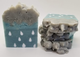 RAINY DAY handmade artisan blend soap bar 7.5 oz