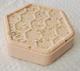 OATMEAL, MILK & HONEY Honeycomb bath bomb 5 oz