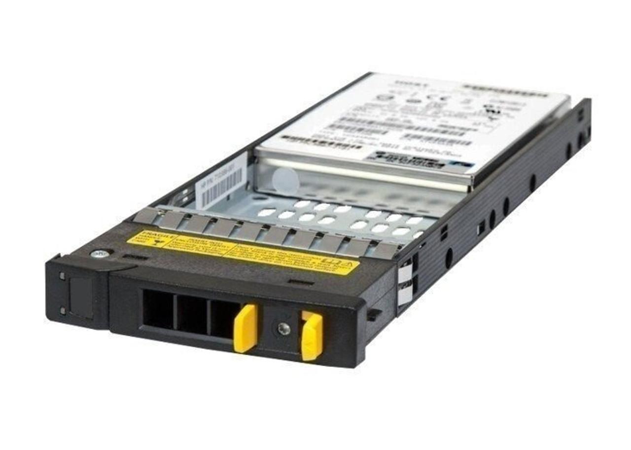 2.5-INCH HDD 727398-001 C8R72A HP 3PAR STORESERV M6710 600GB 6GB SAS 10K SFF