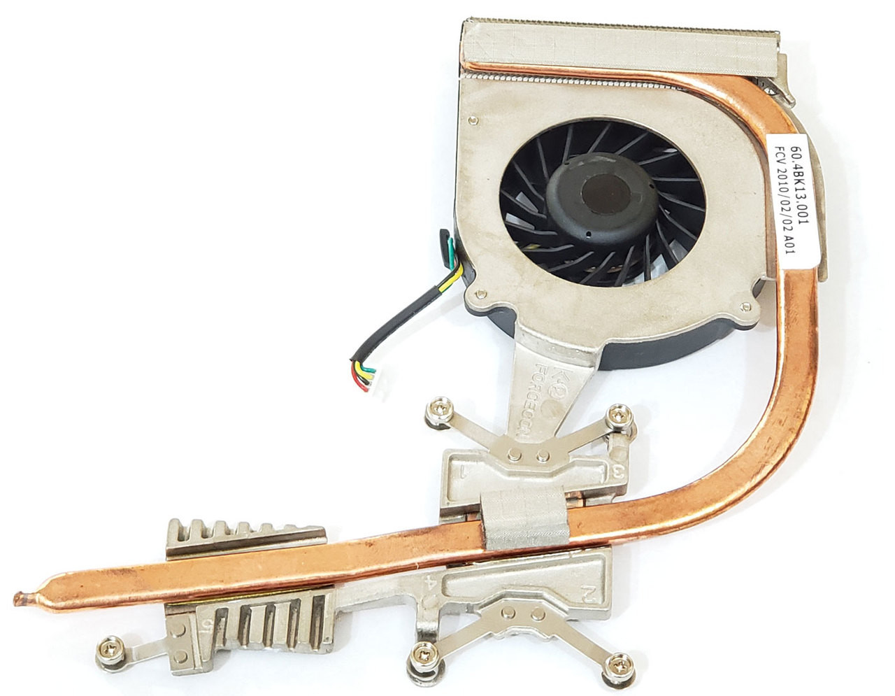 Dell inspiron 1440 CPU Heatsink and Fan Assembly M146P M146P