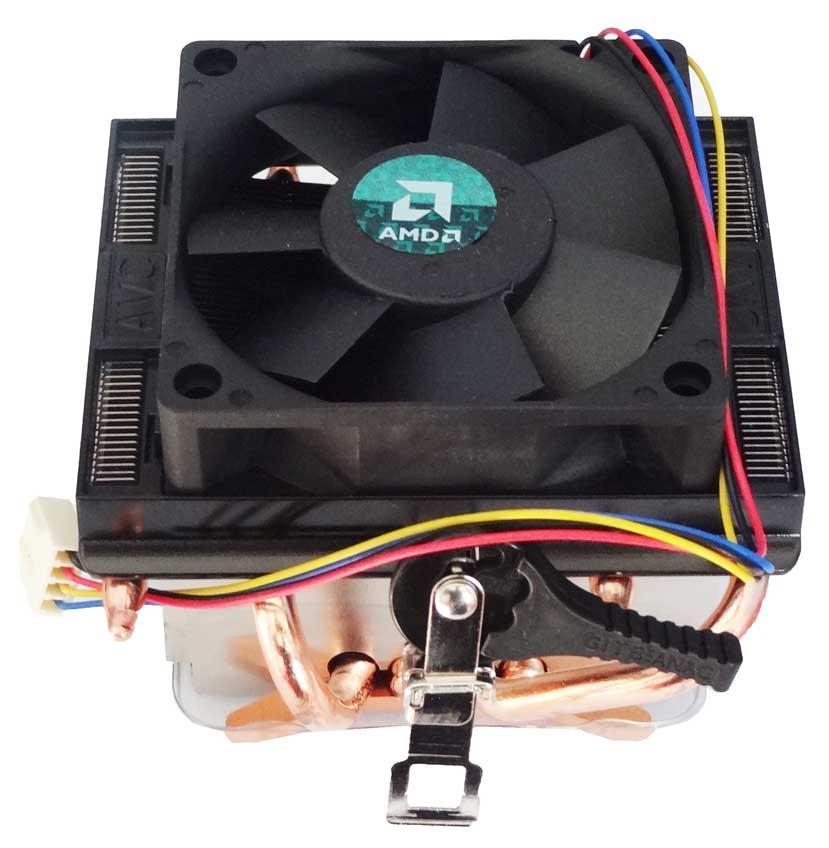 Original AMD Heatsink Fan Cooler for Phenom II X4 X6 /& FX Processor AM3-AM2 New