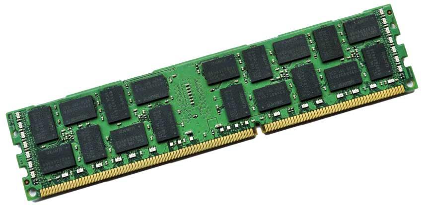Micron MT36JSZF1G72PZ-1G4D1DD 8GB 2Rx4 PC3-10600R DDR3 ECC Registered RAM