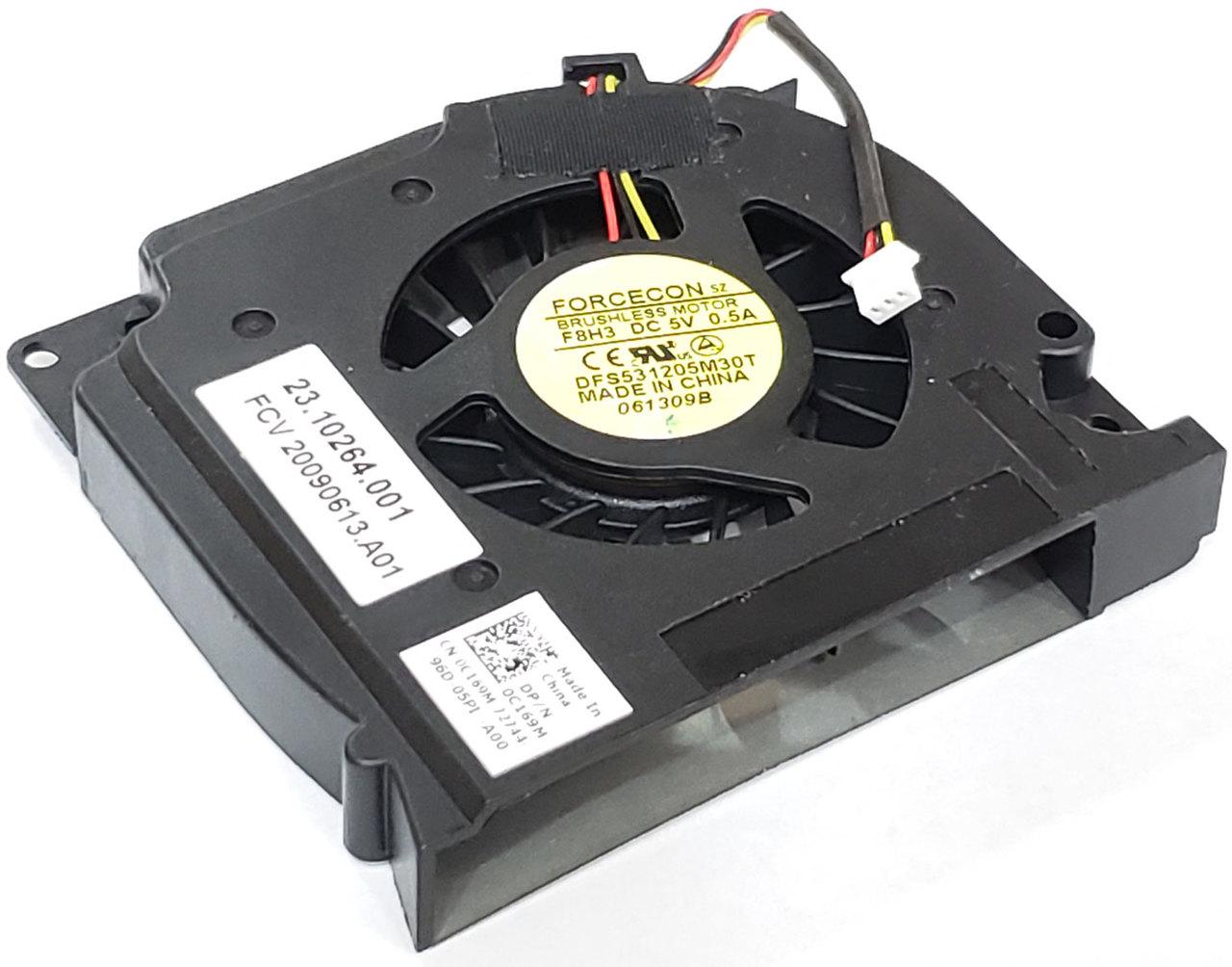 New CPU Cooling FAN fr Dell Inspiron 1525 1526 1545 1546 NN249 C169M DC28A000K0L