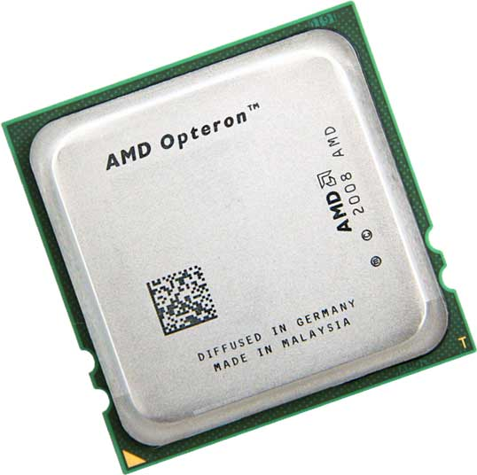 Dell Yy868 2 00ghz 1000mhz 2mb 95w Socket F Amd Opteron 2212 Cpu Processor Cpu Medics