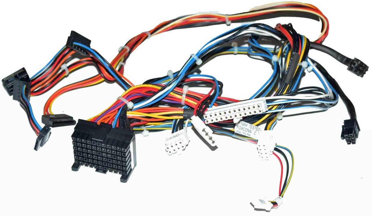 Dell R166H - Wiring Harness for Dell Precision T5500 Workstation PSU