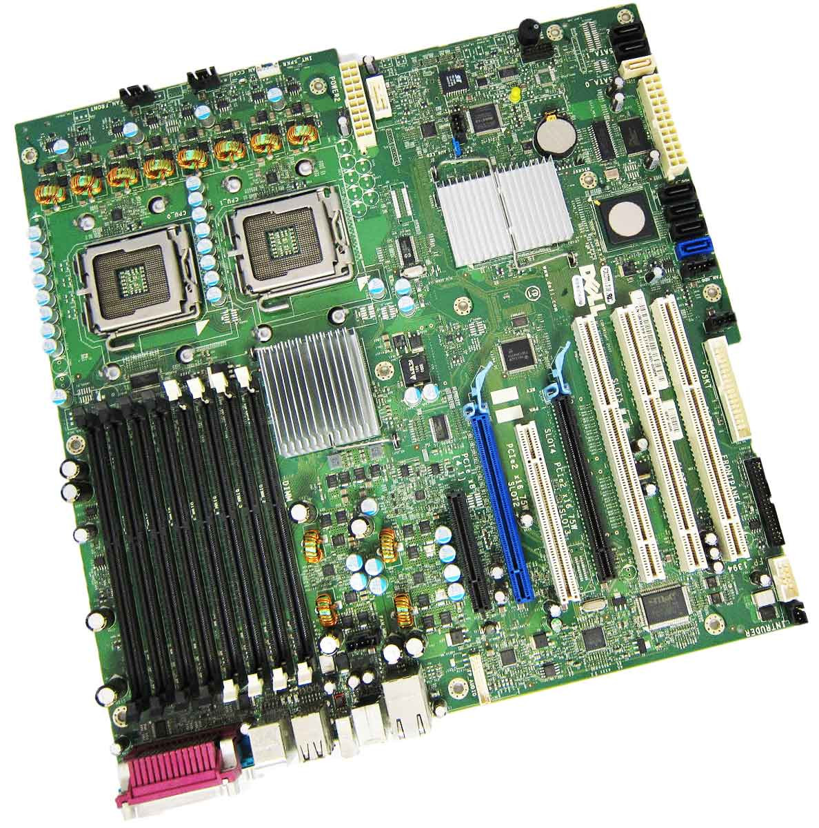 Dell Rw199 Dual Cpu Socket Motherboard For Precision T7400 Workstation Cpu Medics