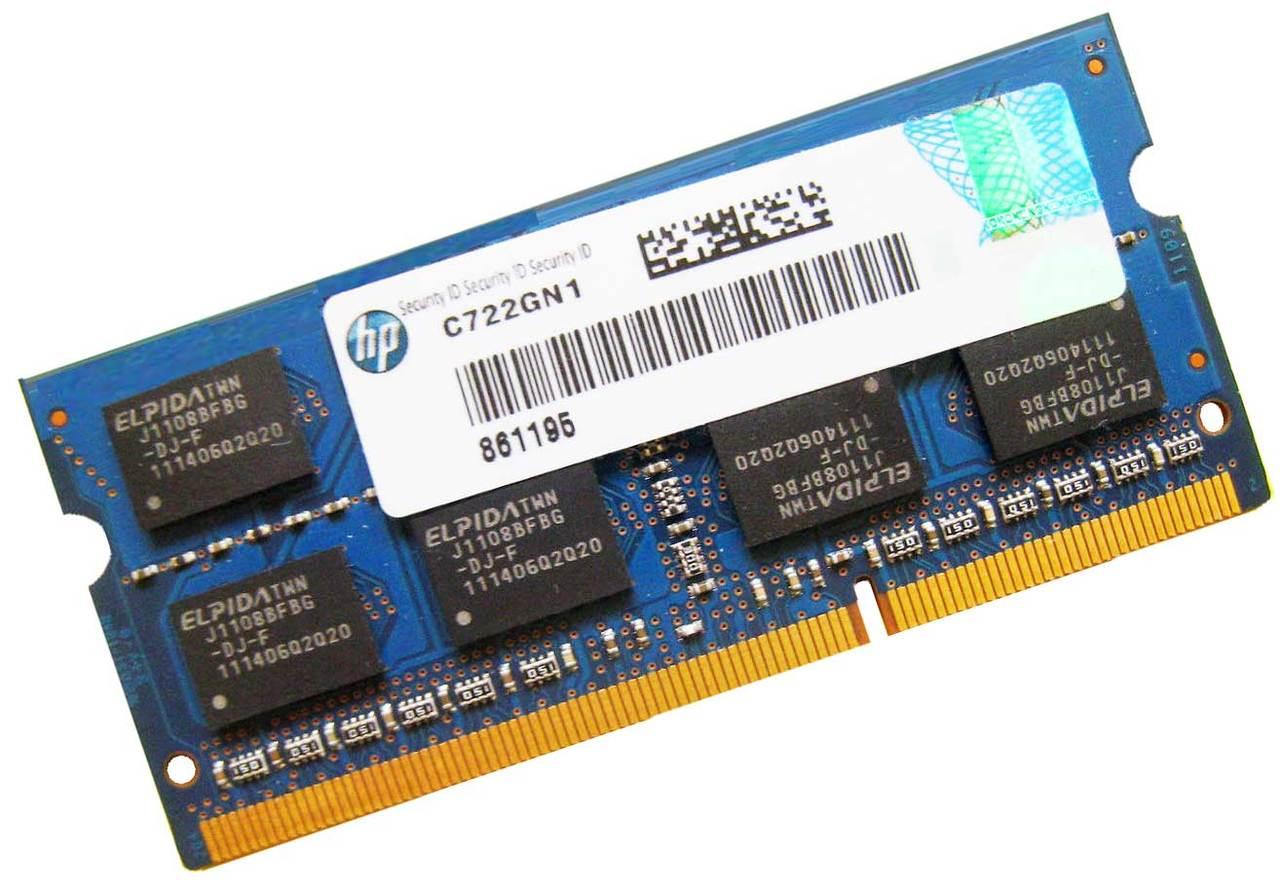 8GB PC3-12800 DDR3 1600 MHz Memory RAM for HP ELITEBOOK FOLIO 9470M
