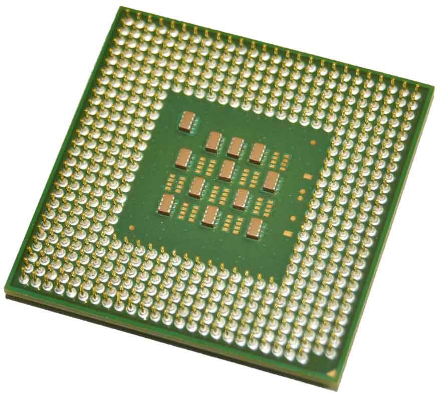 SL6WJ Intel Pentium 4 2.8GHz Socket 478 CPU