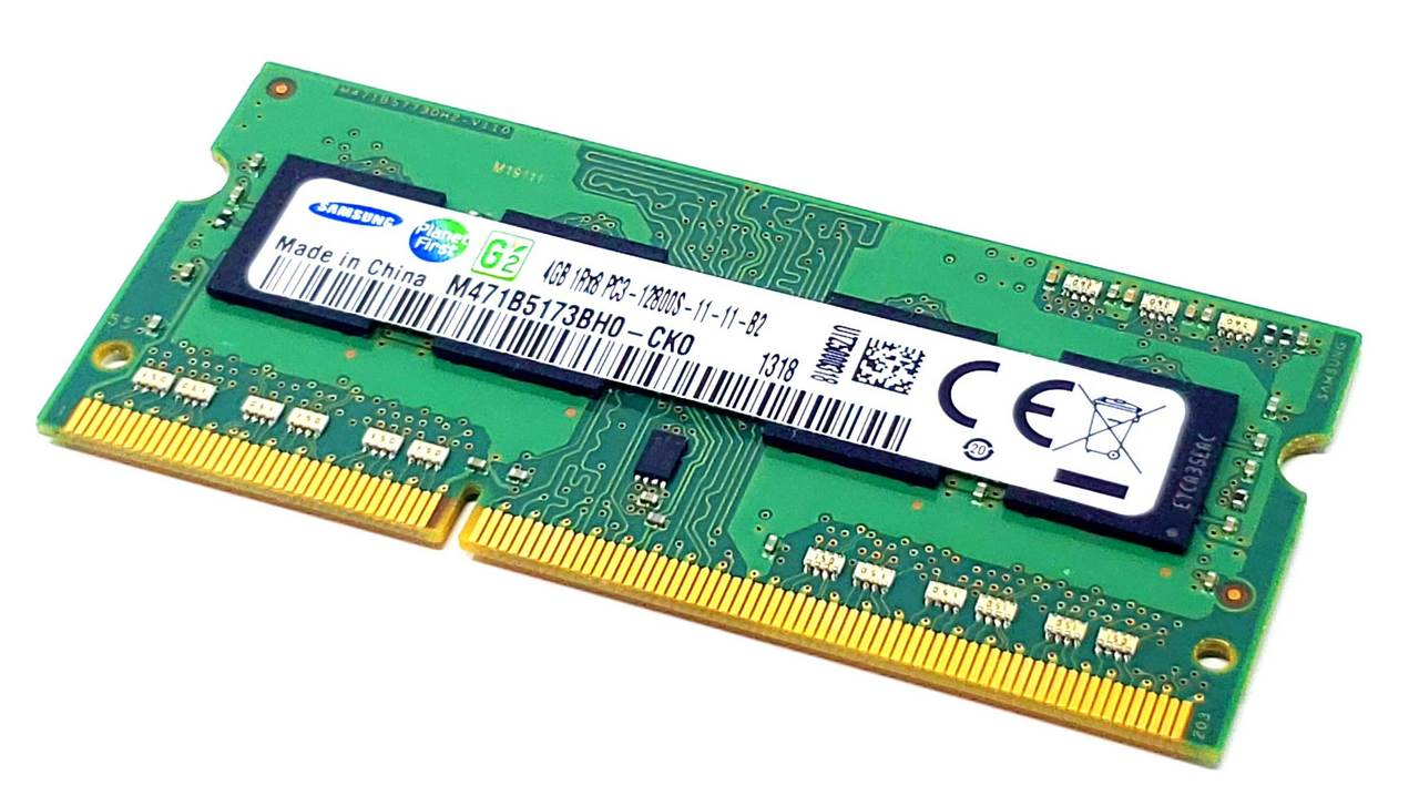 Arch Memory 4 GB 204-Pin DDR3 So-dimm RAM for HP EliteBook 8560p