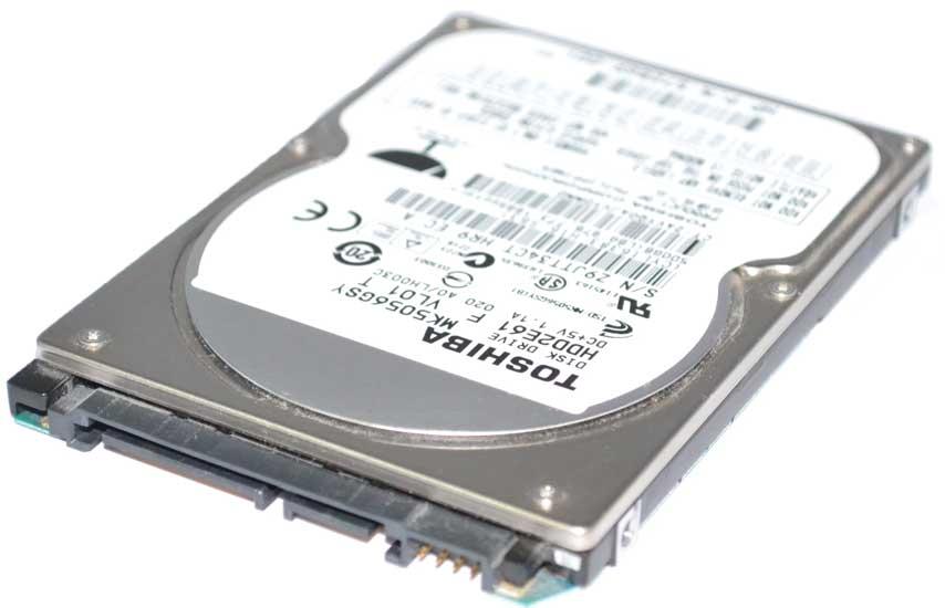 HP 250GB SATA 2 HDD,7,2KRPM