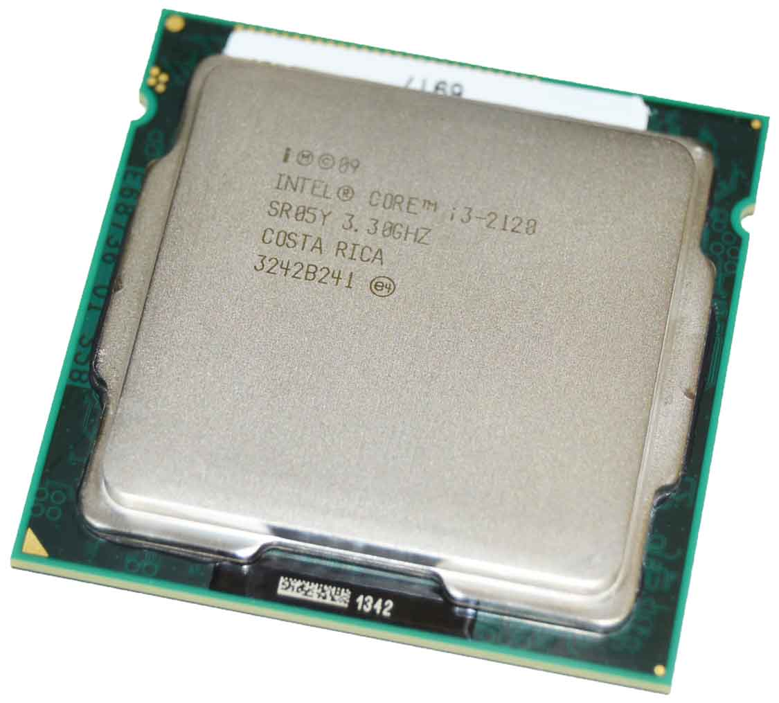 Intel Core i3-2120 3.30GHz SR05Y Processor Socket 1155 Dual Core Computer CPU