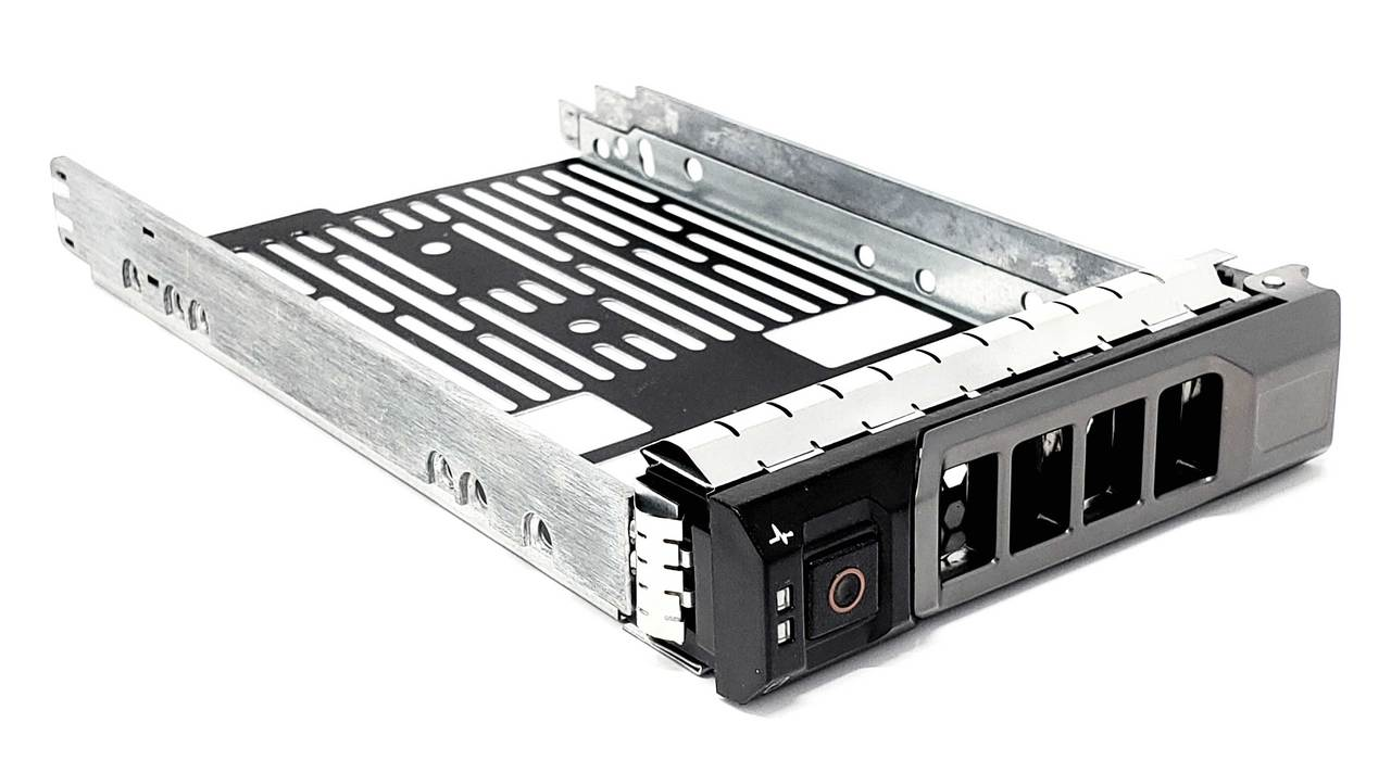 "New 3rd-party Dell 3.5/"" F238F G302D SAS Tray Caddy R720 R710 R610 R410 T710 T610"