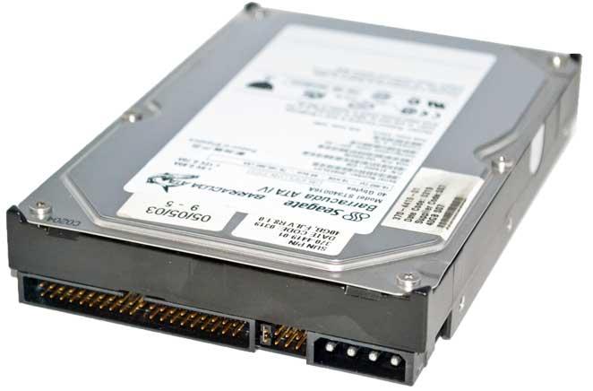 """Seagate ST330610A - 30GB 5.4K IDE 3.5"""" Hard Disk Drive (HDD) - CPU ..."""