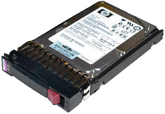 HP AP875A 583711-001 HP 300GB 10K 6G SFF SAS M6625 HARDDRIVE
