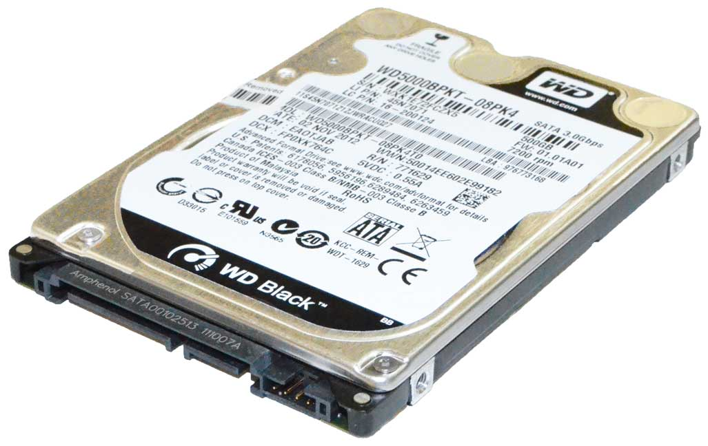 WD3200BEKT-00PVMT0  320gb Sata Laptop Hard Drive
