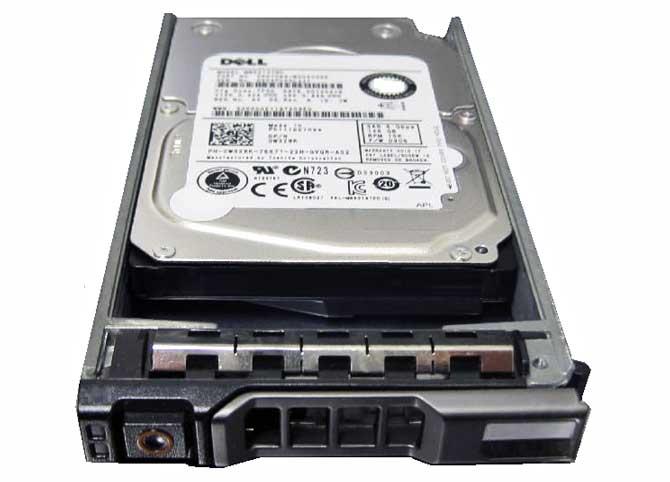 Dell HUC101212CSS600-DELL - 1 2TB 10K RPM 6G SAS SFF 2 5