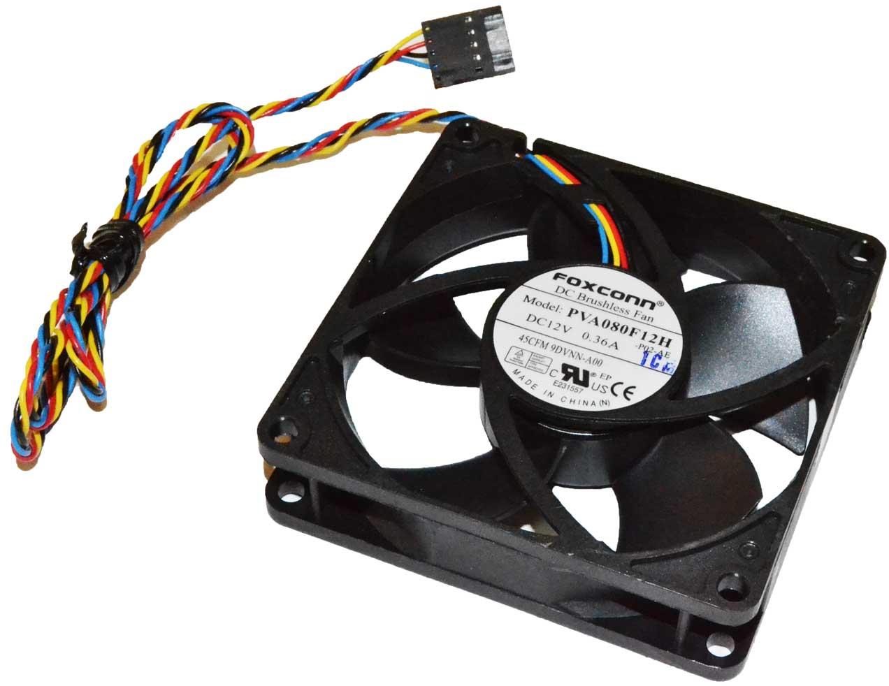 Dell 9DVNN - Rear Case Fan for Optiplex 390 790 990 7010 9010 SFF