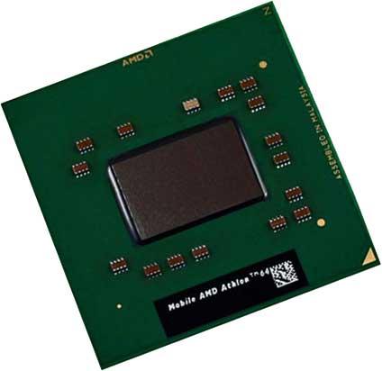 Amd Amn3400bix5ar 2 2ghz 1024 Kb Socket 754 Mobile Athlon 64 3400 Cpu Processor Cpu Medics