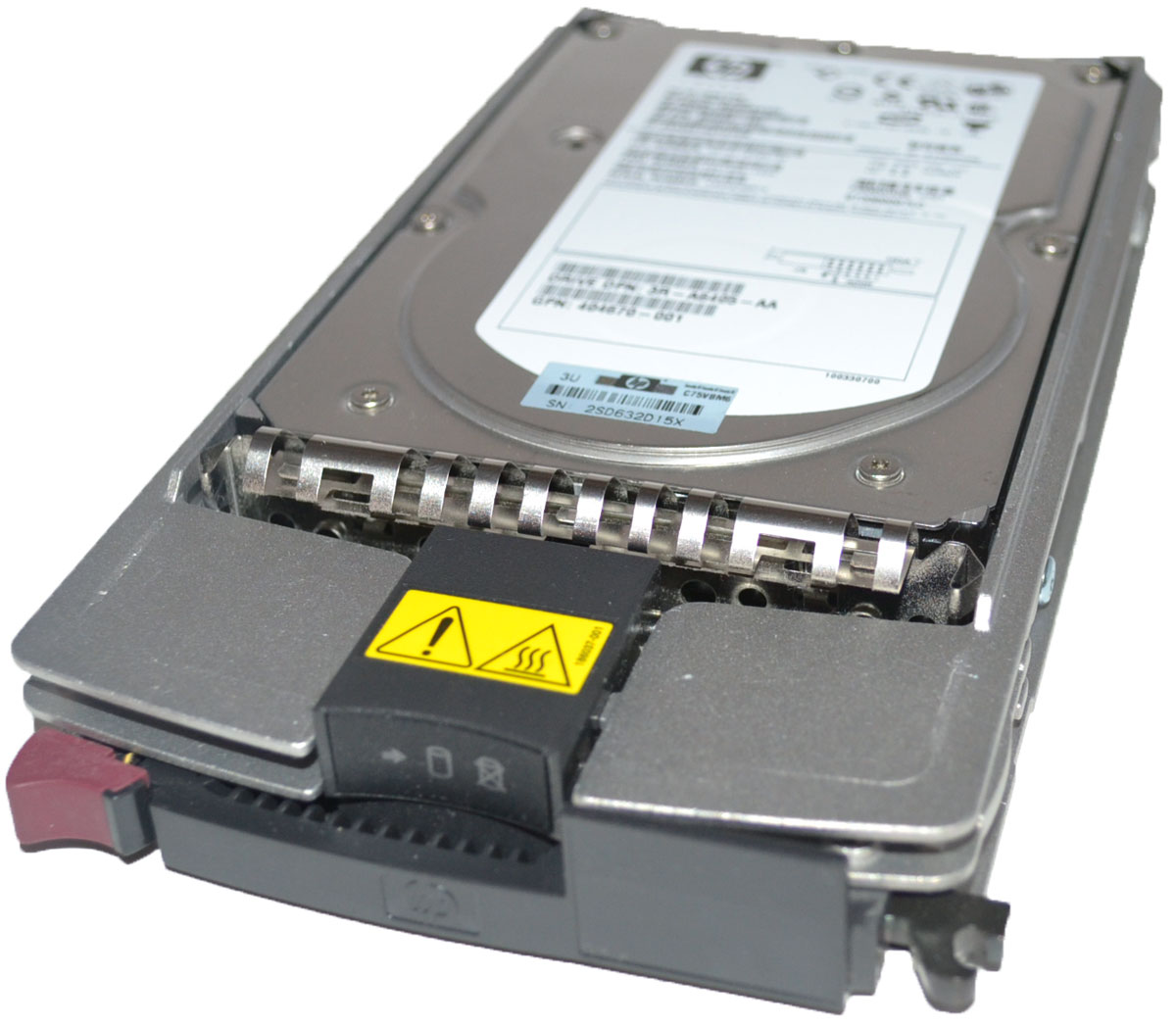 "364622-B22 366023-001 366023-002 HP 300GB 10K 3.5/"" FIBRE CHANNEL HARD DRIVE"