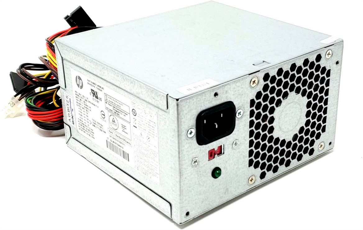 New PC Power Supply Upgrade for HP Pavilion p7-1240 Desktop Computer