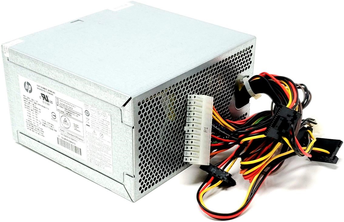 New PC Power Supply Upgrade for HP Pavilion p6-2327c Desktop Computer