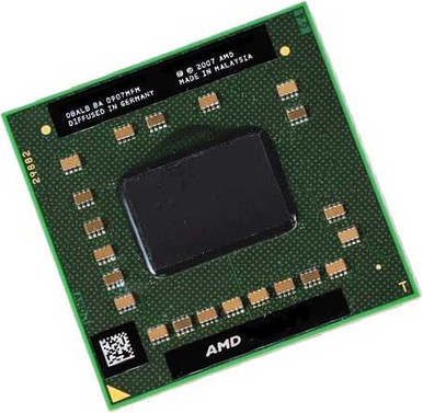 Hewlett Packard Hp 484264 001 1 9ghz 1mb Amd Athlon 64 X2 Ql 60 Dual Core Cpu Processor Cpu Medics
