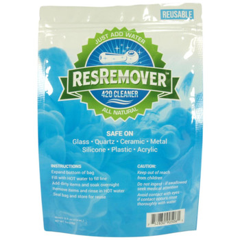 ResRemover Glass Cleaner | Medium Cleaning Pouch | Makes 16fl.oz. (474ml)