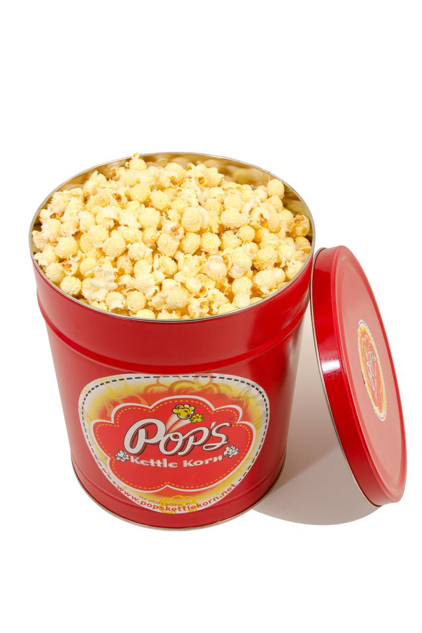 Pop's Tins