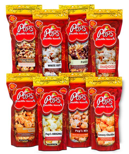 Pop's 8 Pack