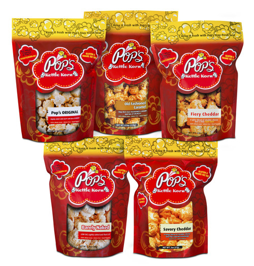 Popcorn Basic Sampler