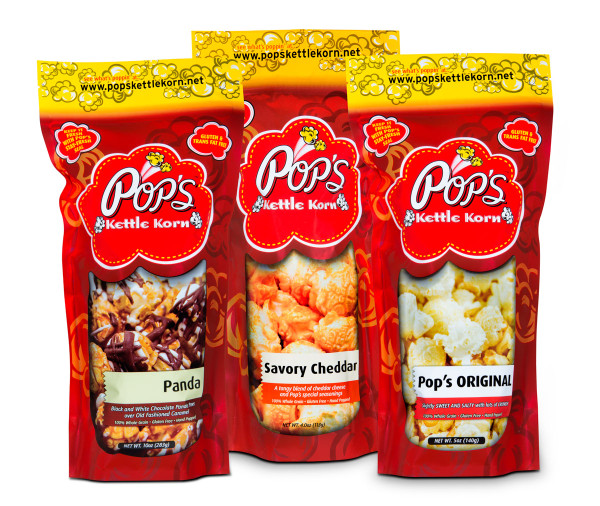 Pop's 3 Pack - Large