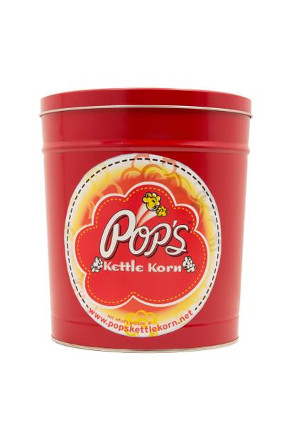 Pop's Large Tin - 3.5 Gallon