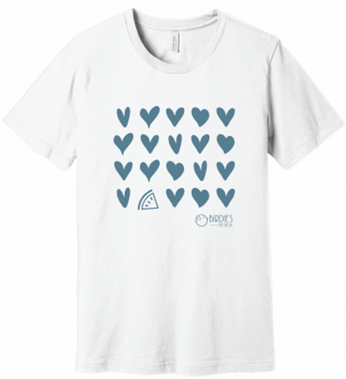 Hearts and Pie Tee