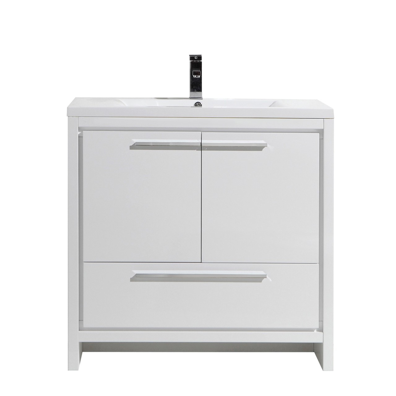 Dolce 36 Vanity With Reinforced Acrylic Sink