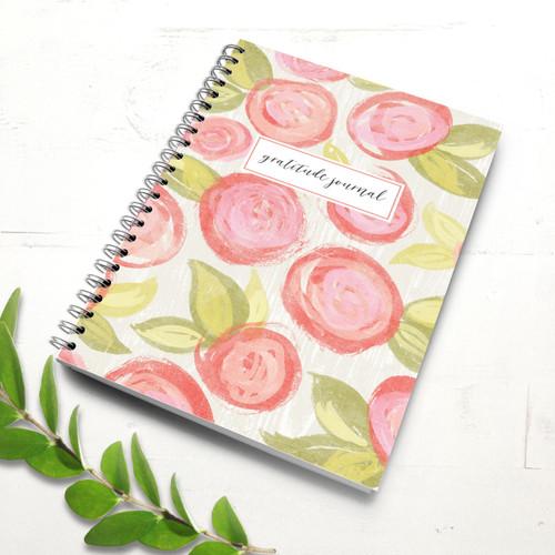 Floral Gratitude Journal