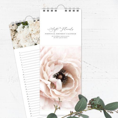 Floral Perpetual Calendar | Forever Calendar