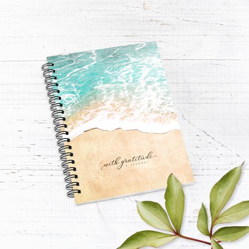 Beach Gratitude Journal