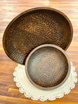 HL Hammered Bowl