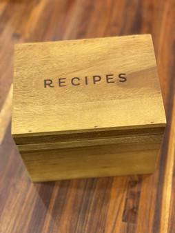 BH Recipe Box