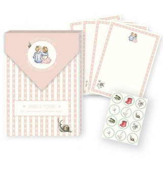 WD Letter Writing Set