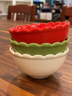 CRC Scallop Bowl