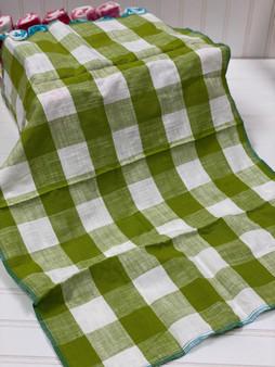 TG Gingham Towel