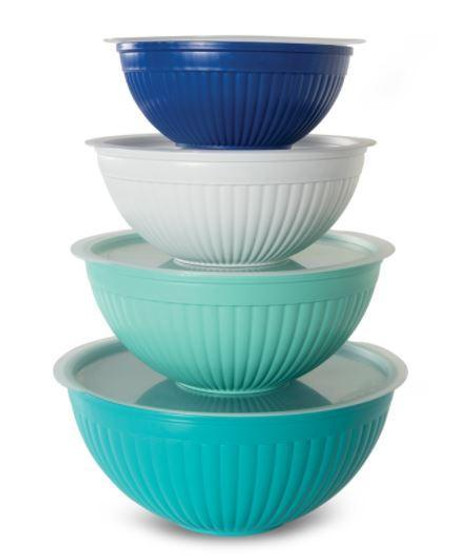 NW Covered Bowl Set