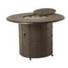 Classic Counter Height Gas Fire Pit