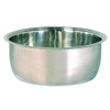 Stainless Steel Ice Bucket or Fire Bowl for Fire Pit Tables