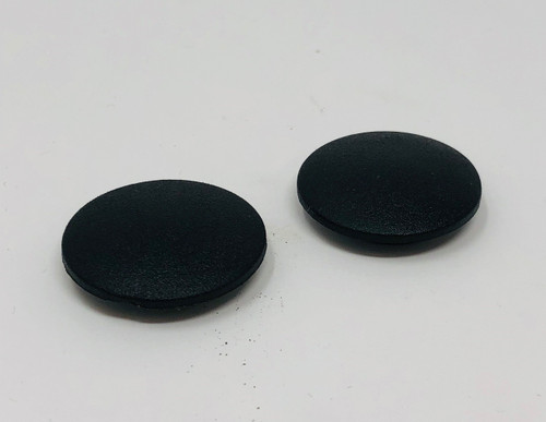 Replacement Hub Caps for Chaise or Tea Cart Wheels Set of 2
